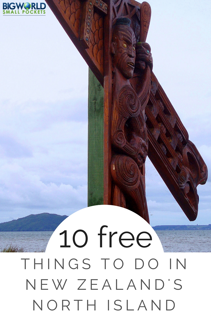 10 Awesome FREE Things To Do In New Zealand's North Island {Big World Small Pockets}
