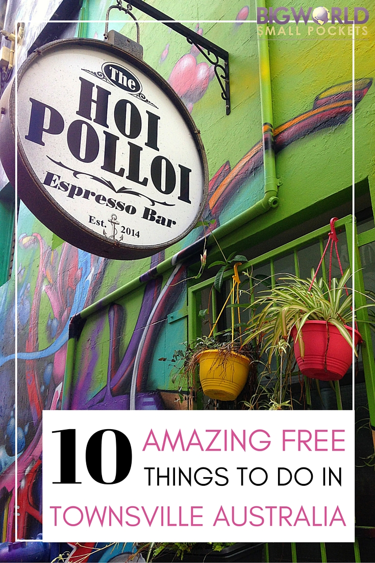 10 FREE Things to do in Townsville, Australia {Big World Small Pockets}