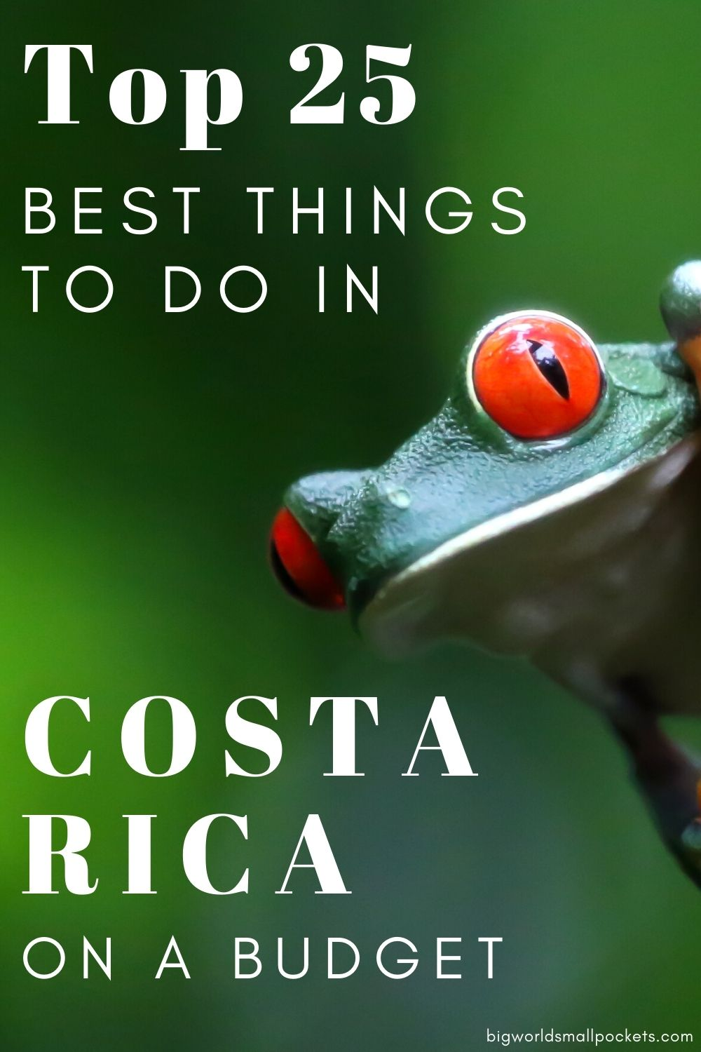 25 Epic Things to do in Costa Rica on a Budget