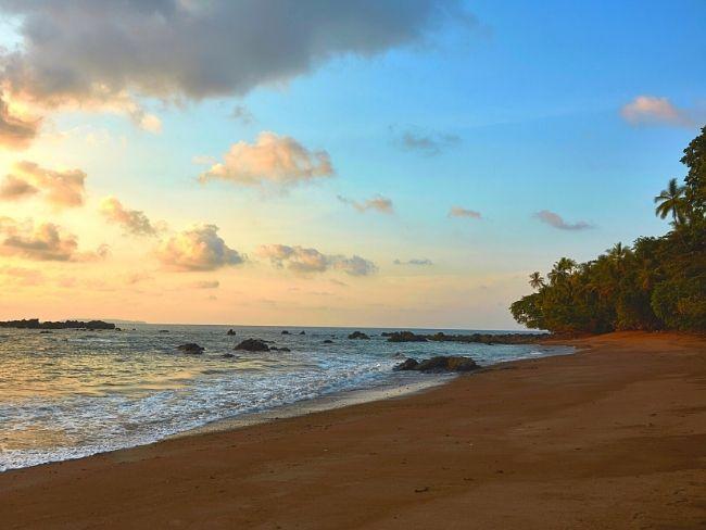 Central America, Costa Rica, Beach