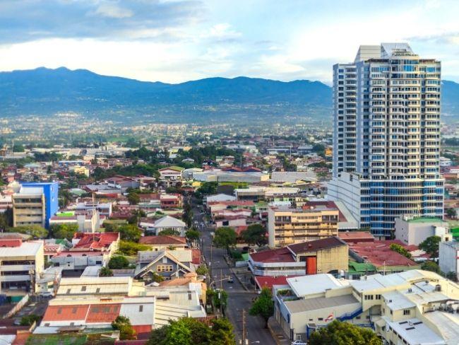 Central America, Costa Rica, San Jose