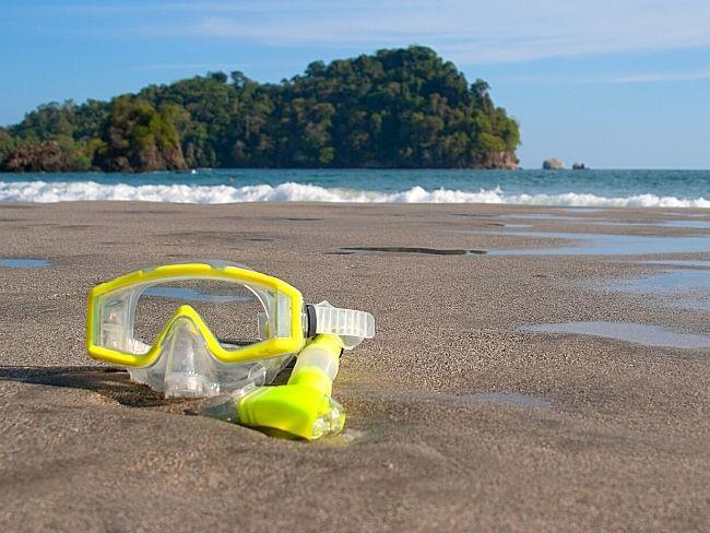 Costa Rica, Beach, Snorkel