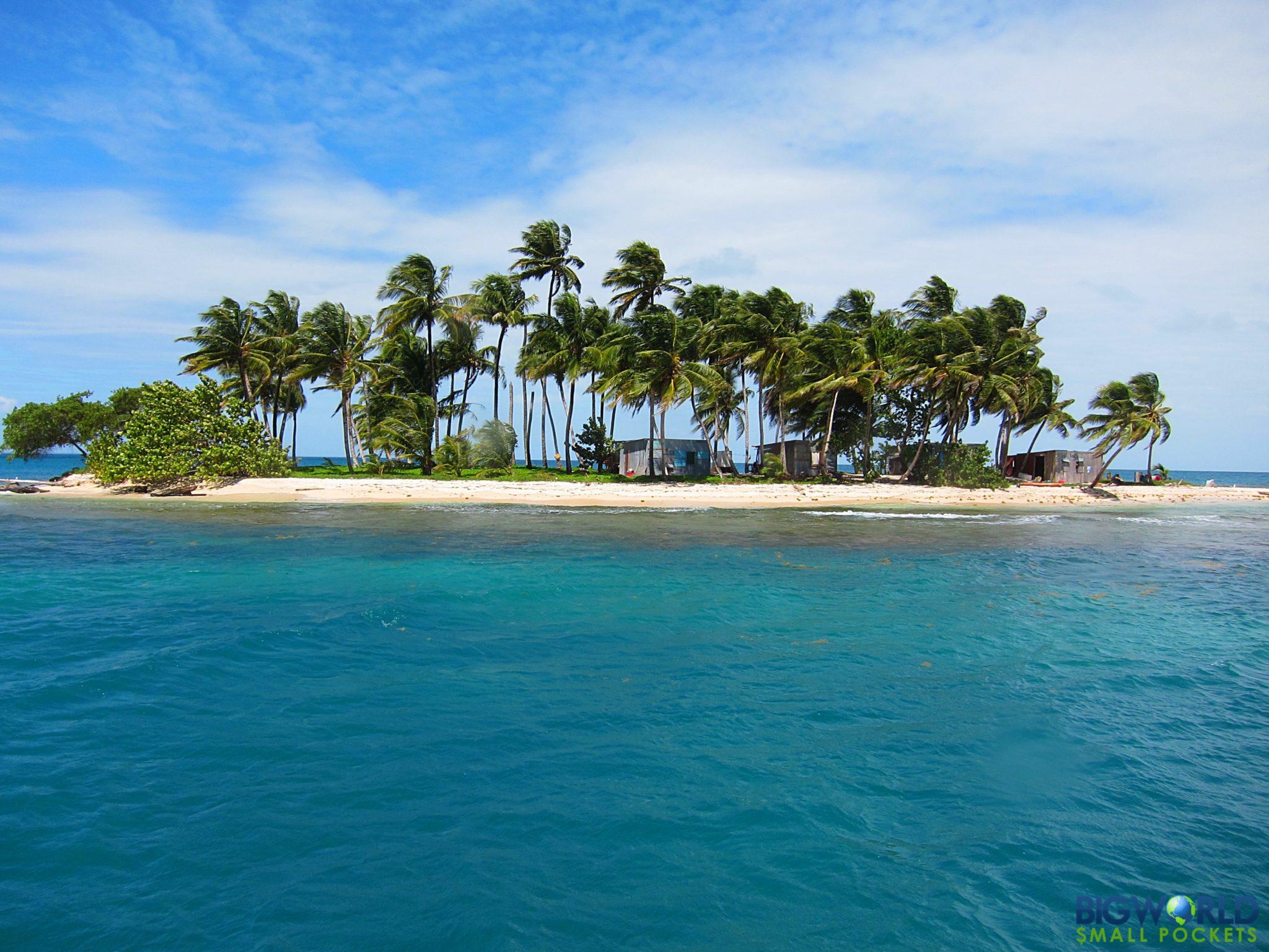 South America, Nicaragua, Pearl Keys