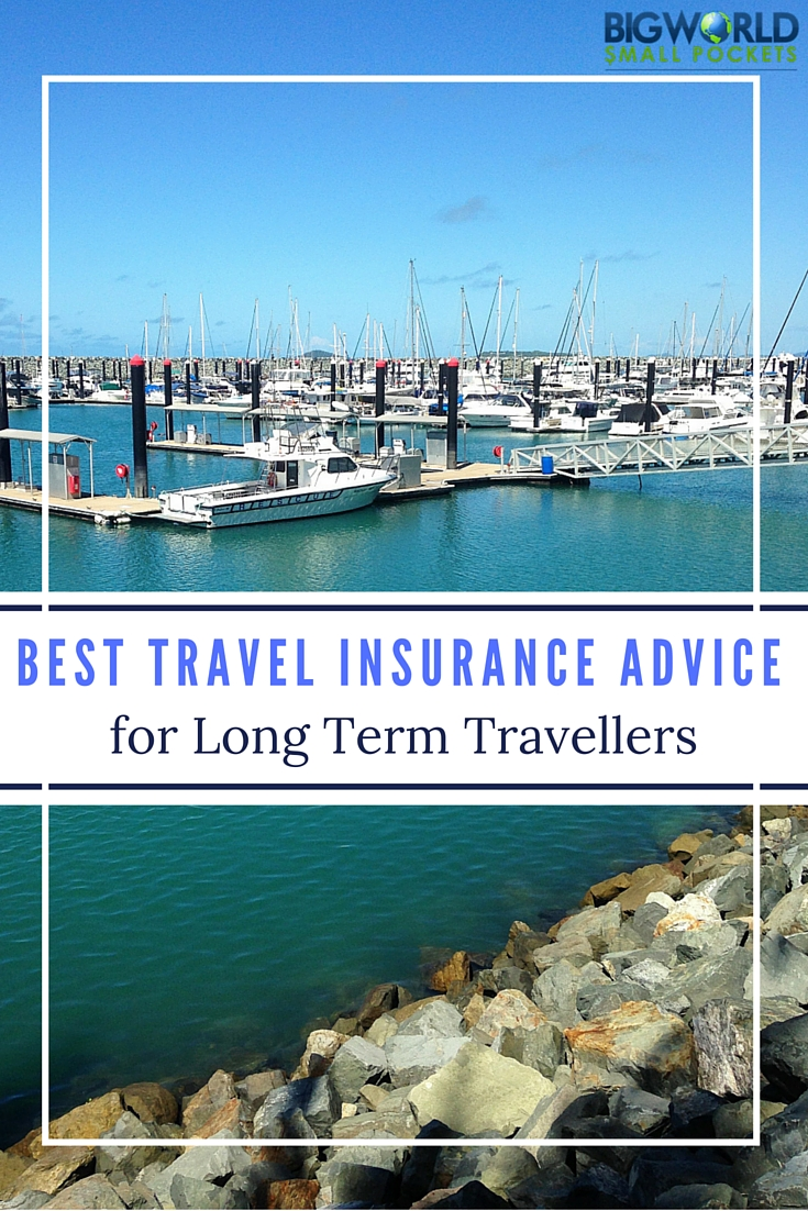 The Best Travel Insurance Advice for Long Term Travellers {Big World Small Pockets}