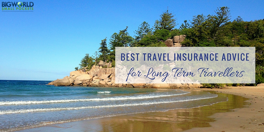 Travel Insurance for Long Term Travellers