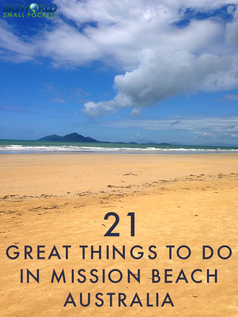 21 Great Things to do in Mission Beach, Australia {BIg World Small Pockets}