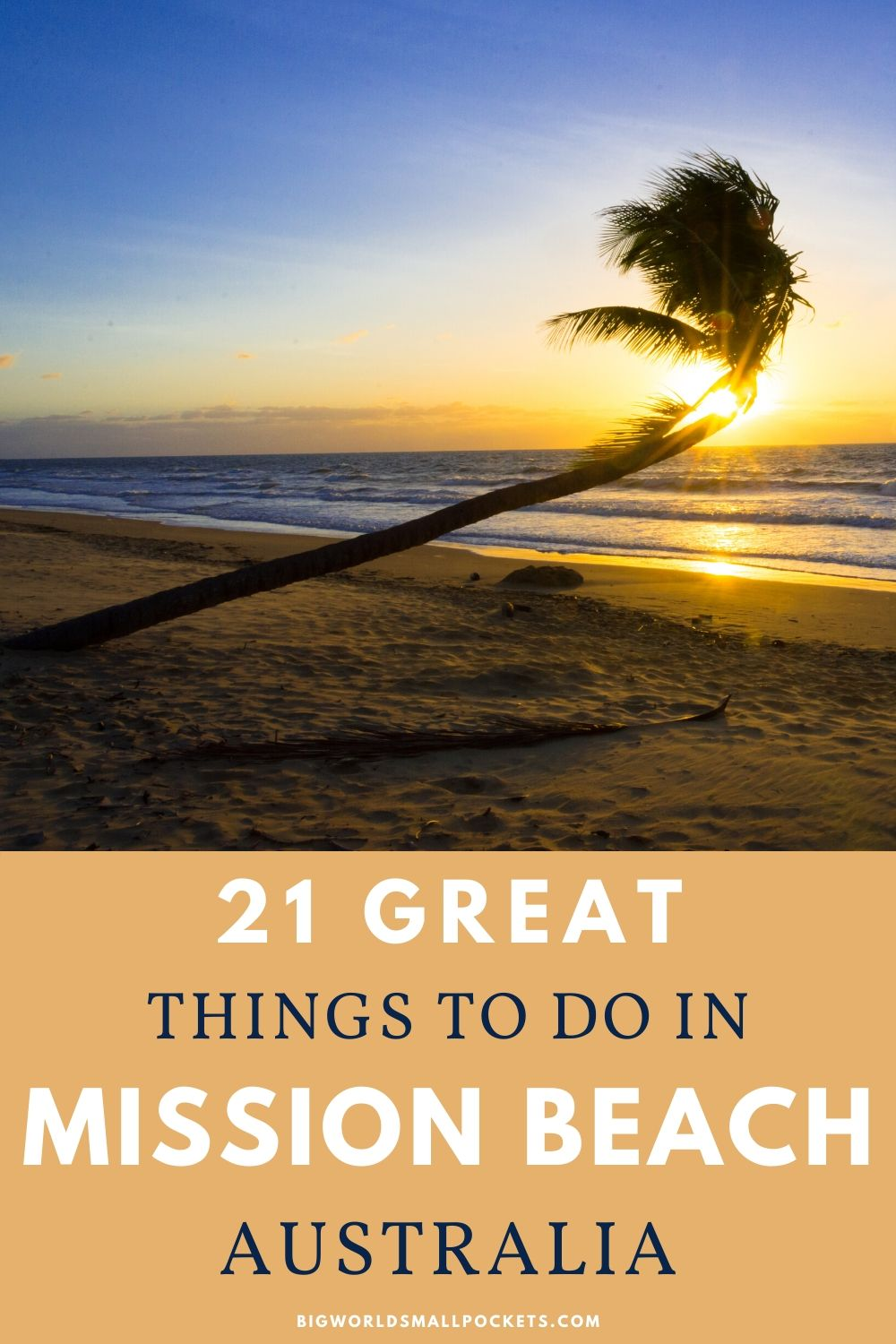 21 Things to do in Mission Beach, Australia