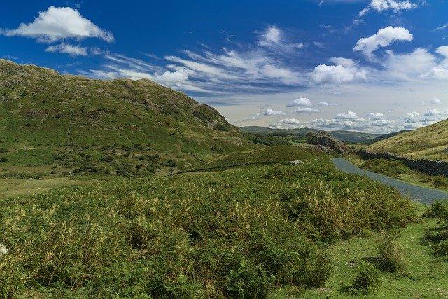 England, Cumbria, Lake District
