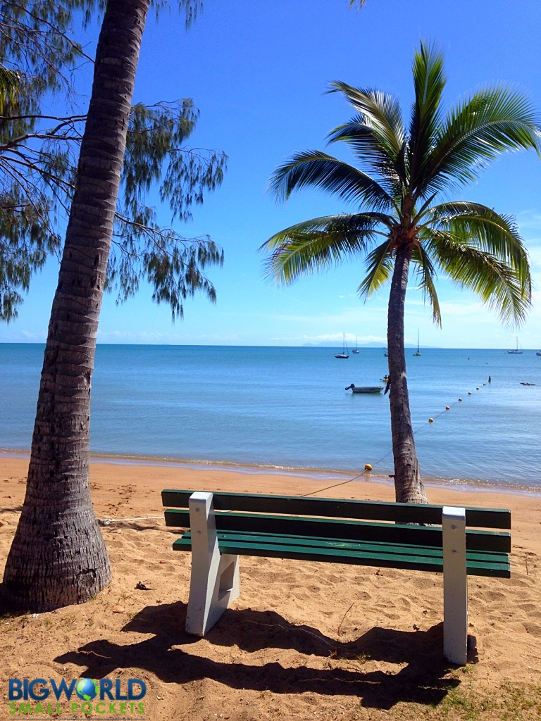 Bus Around Magnetic Island