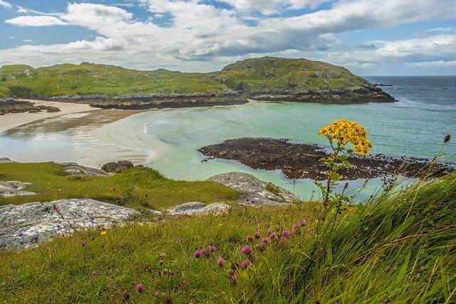 UK, Scotland, Lochinver