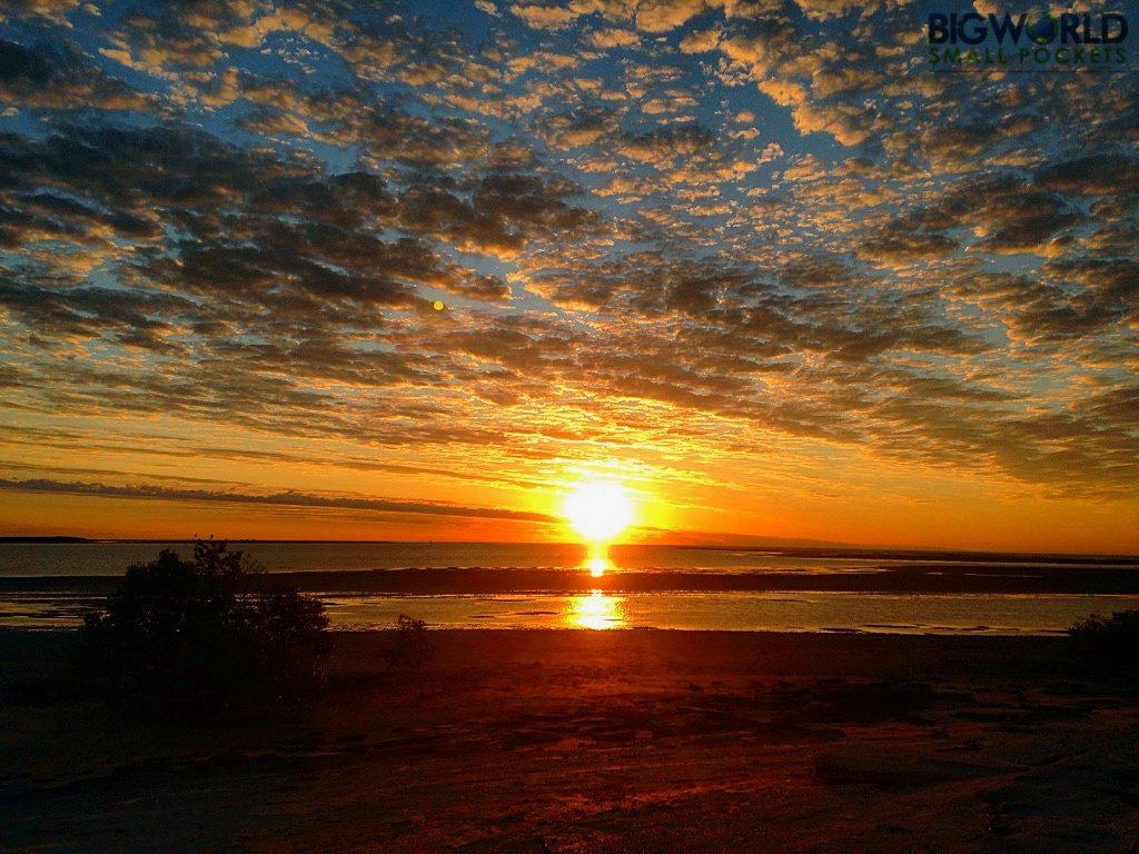 Australia, Karumba, Sunset
