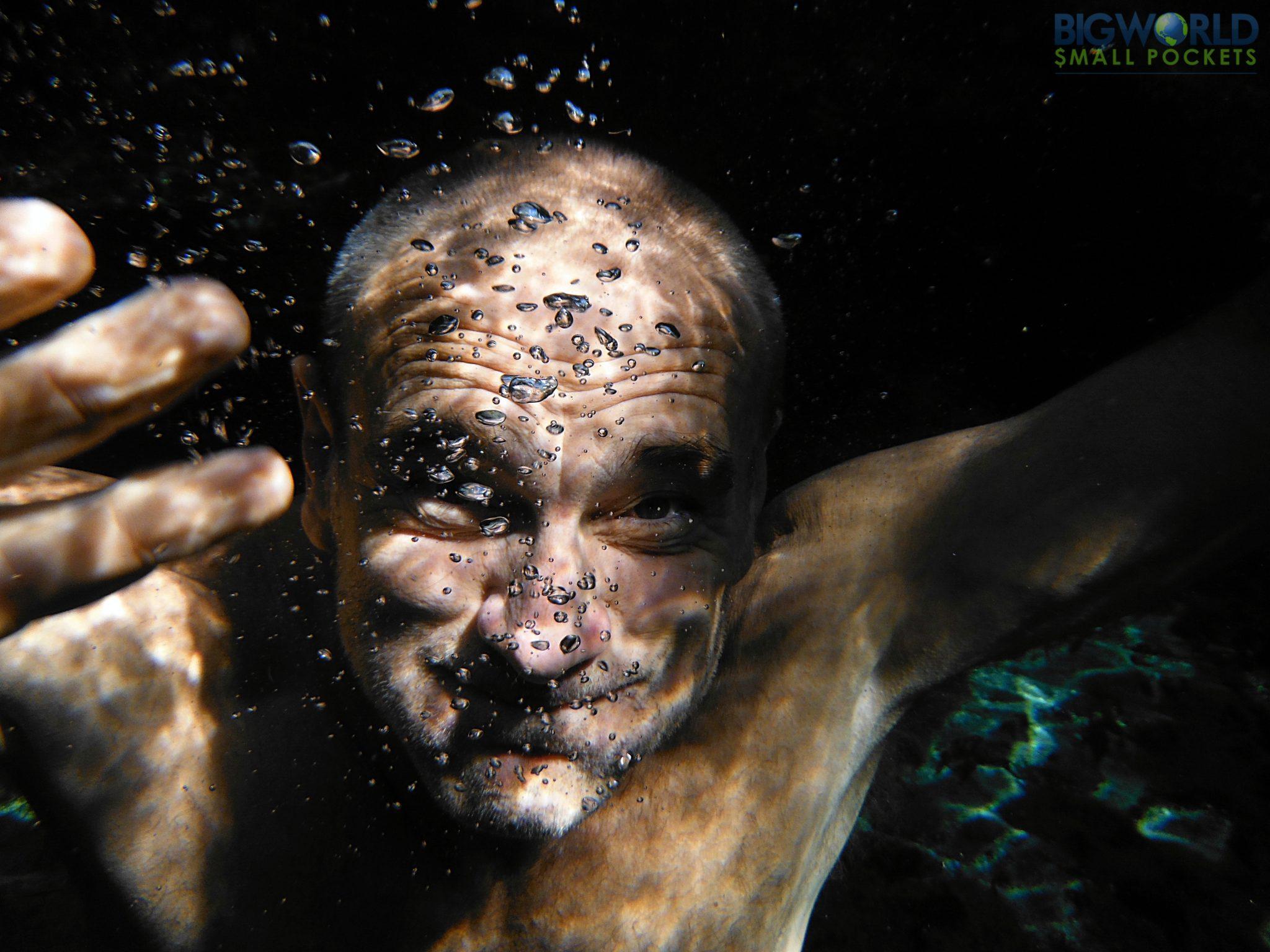 Australia, Mataranka, Hot Springs