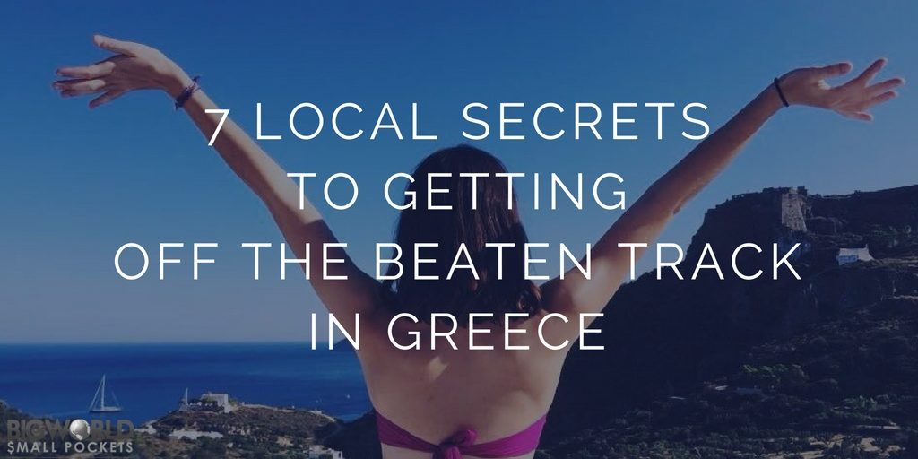 Off The Beaten Track Greece
