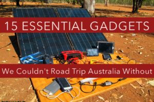 The 15 Essential Gadgets We Couldn't Road Trip Australia Without