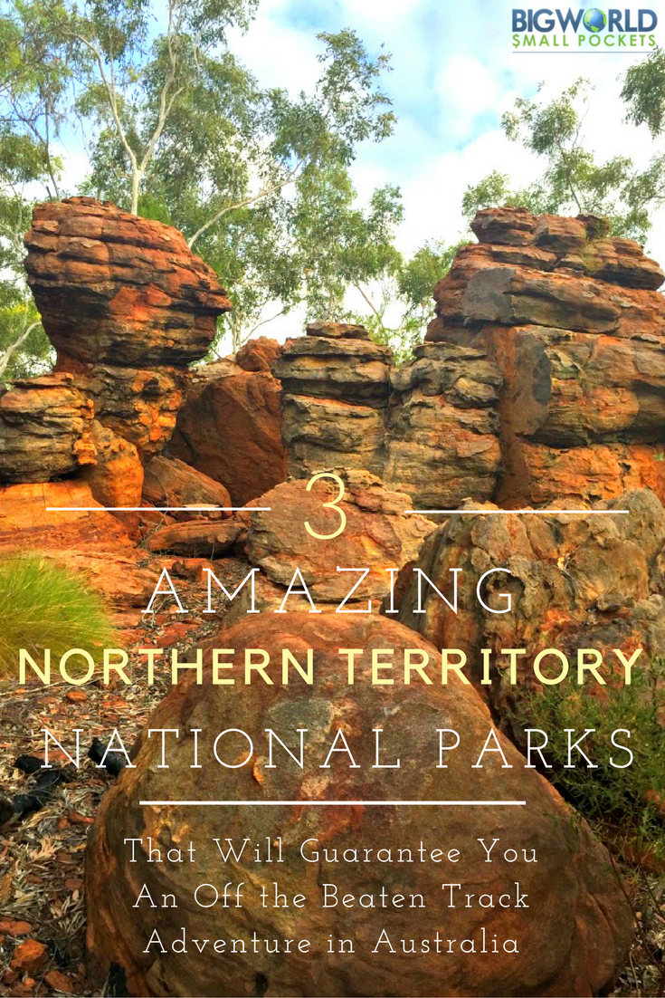 3 Amazing National Parks in Australia's Northern Territory {Big World Small Pockets}