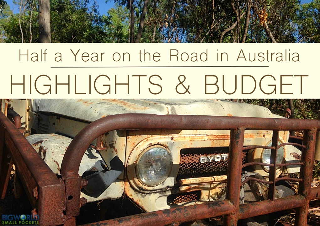 6 Month Highlights from the Road