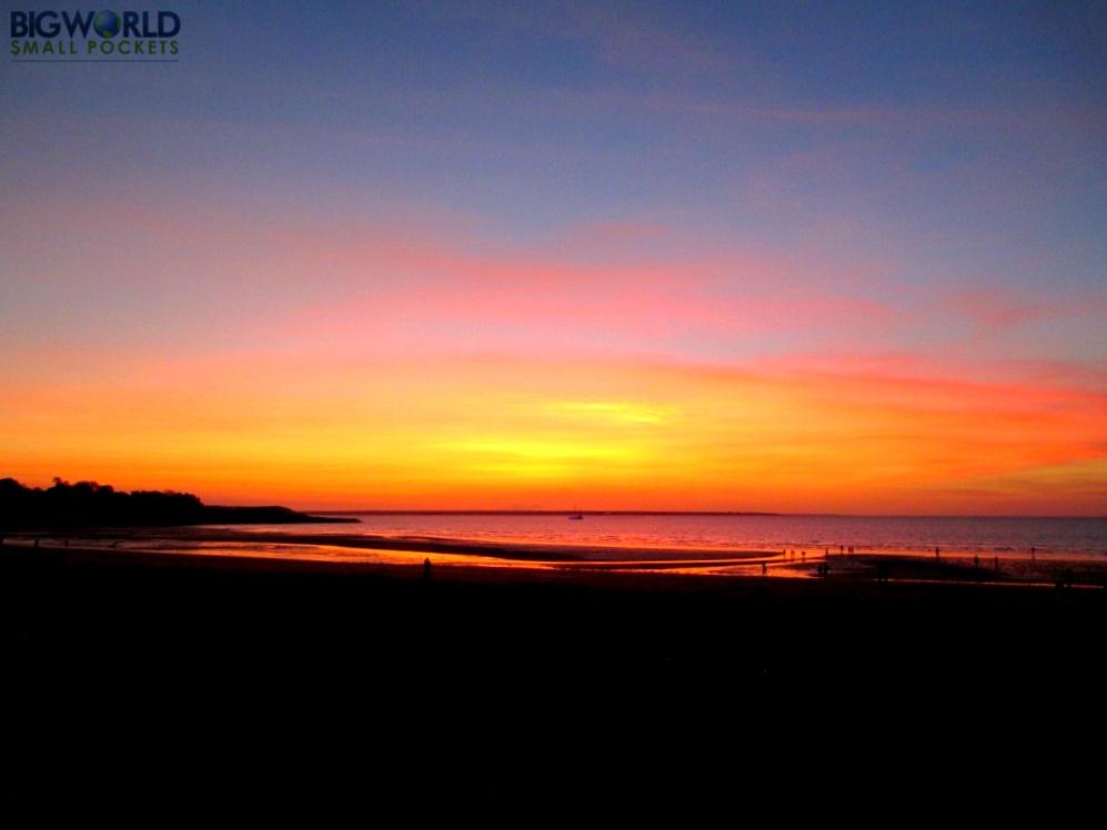 Australia, Darwin, Mindil Beach