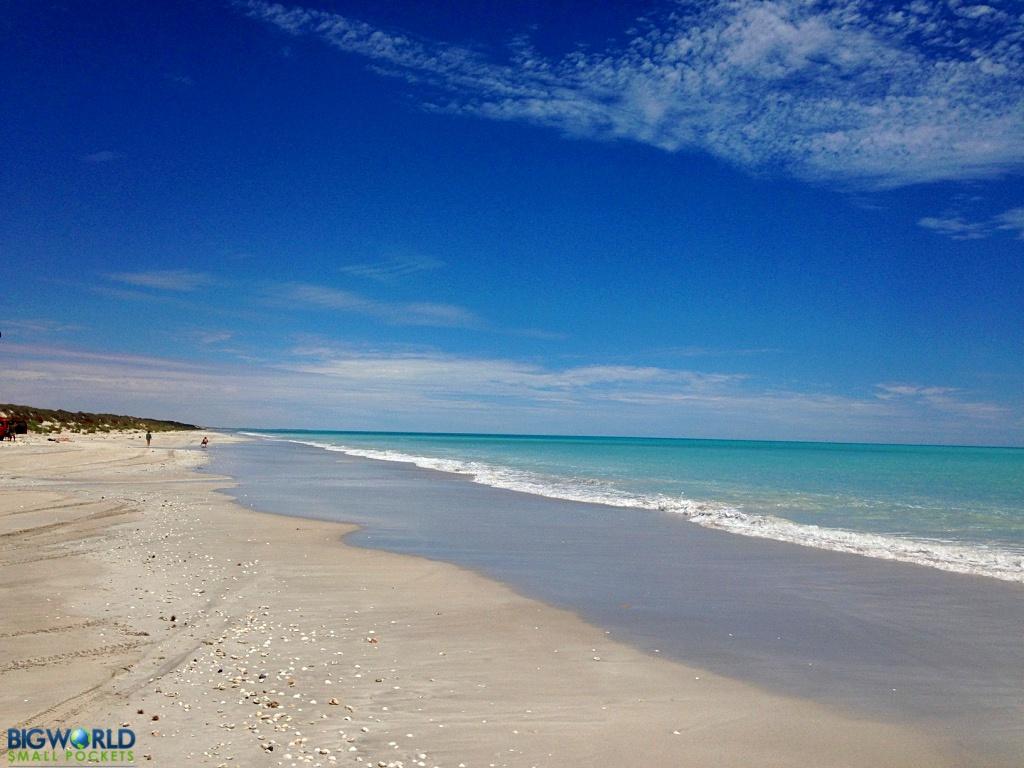 Australia, WA, 80 Mile Beach
