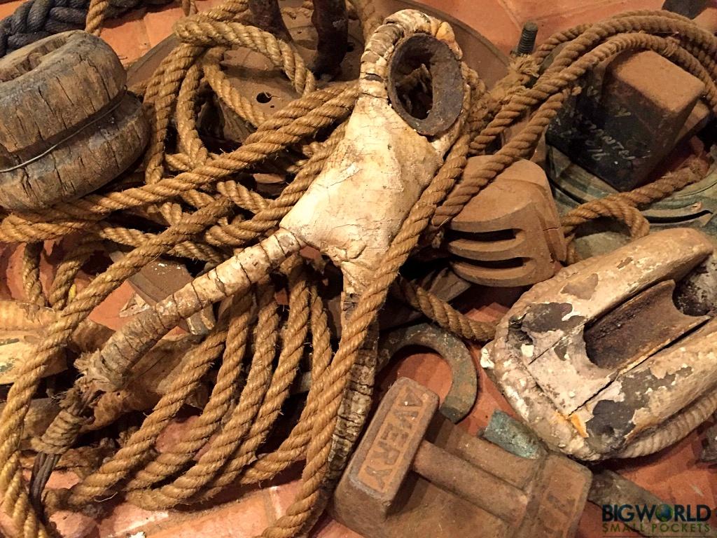 fishing-ropes