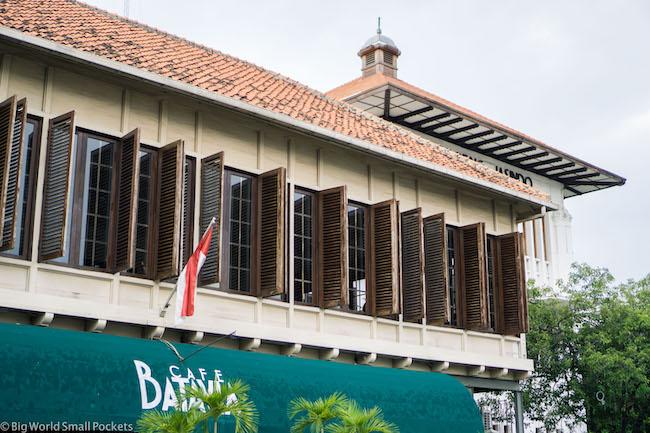 Indonesia, Jakarta, Cafe Batavia