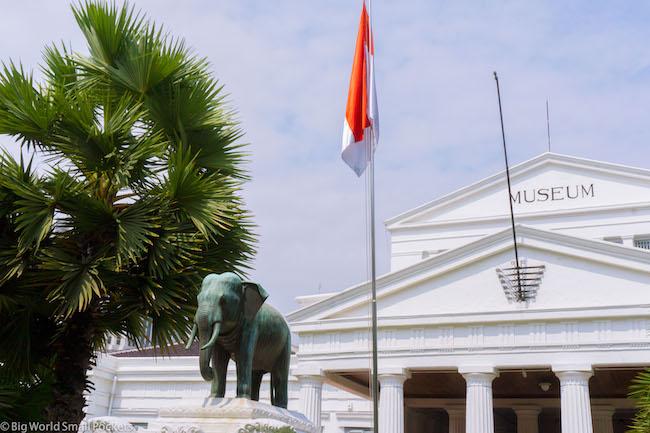 Indonesia, Jakarta, National Museum