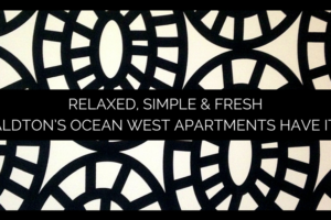 Relaxed, Simple & Fresh, Geraldton's Ocean West Has It All