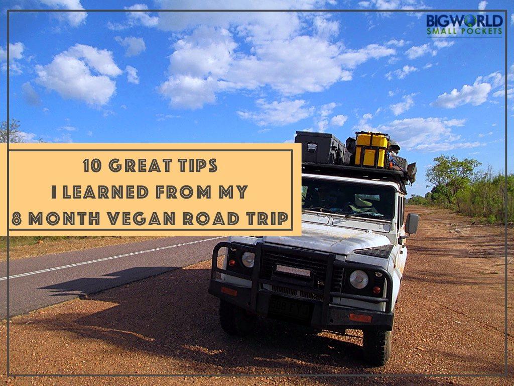 Vegan Road Trip