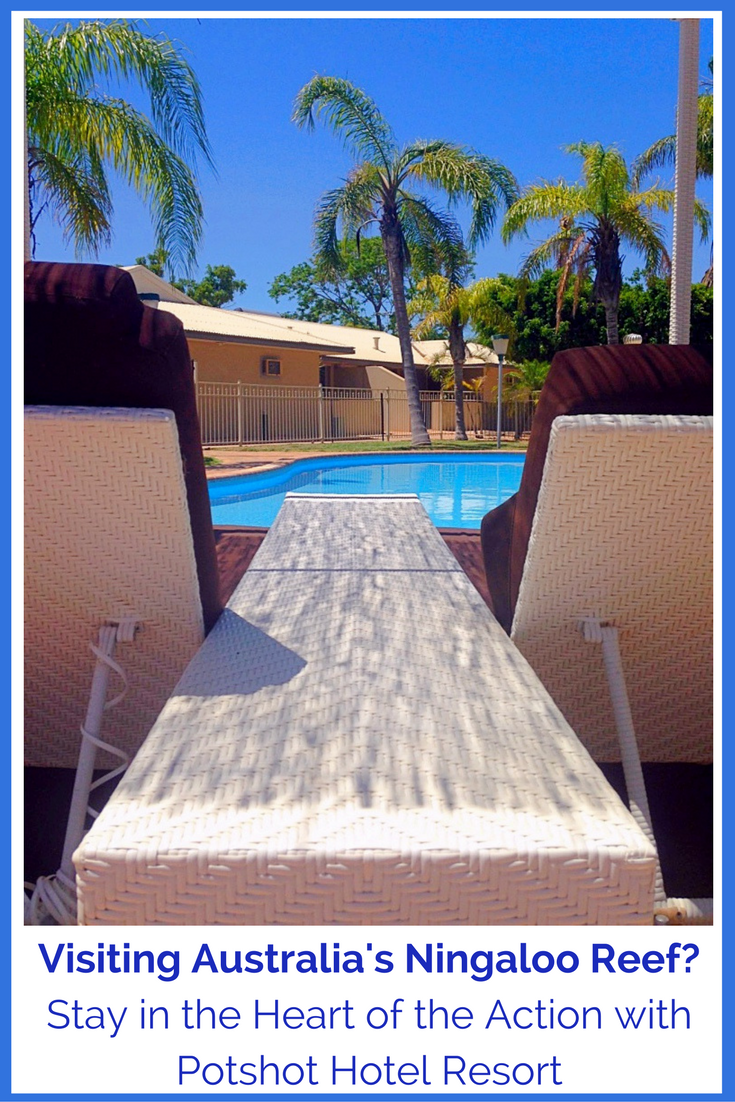 Visiting the Ningaloo Reef in Australia? Then Click to Find Out Why You Should Stay at the Potshot Hotel Resort {Big World Small Pockets}