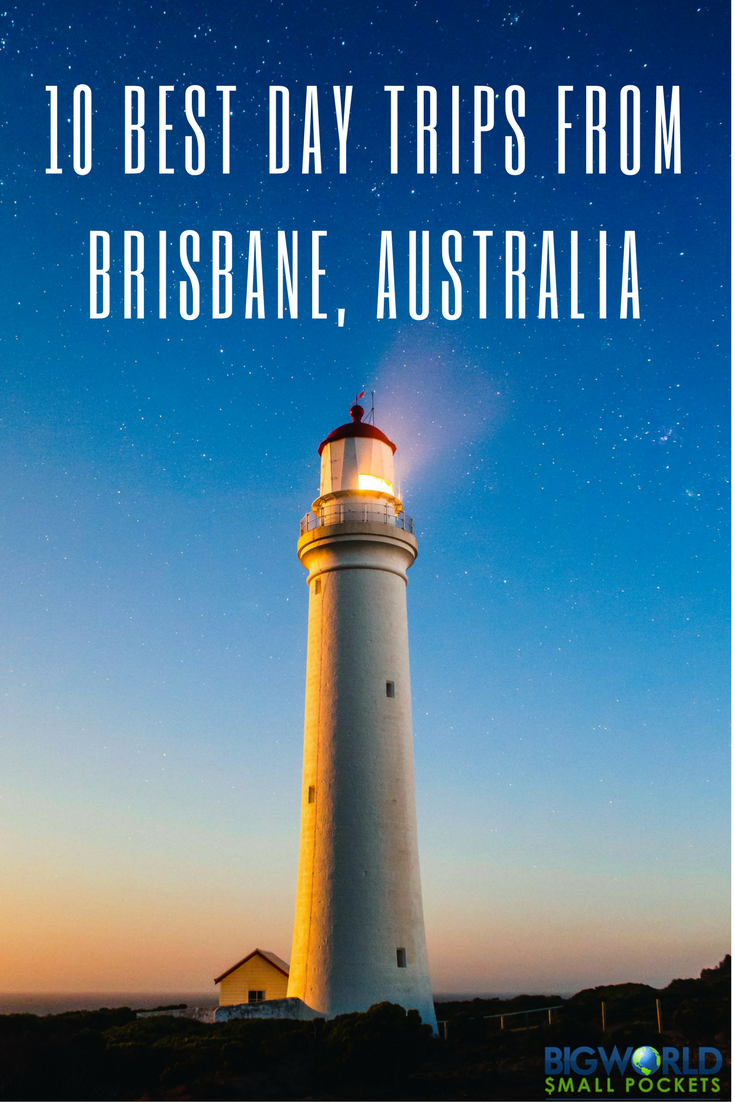 10 Best Day Trips from Brisbane, Australia {Big World Small Pockets}