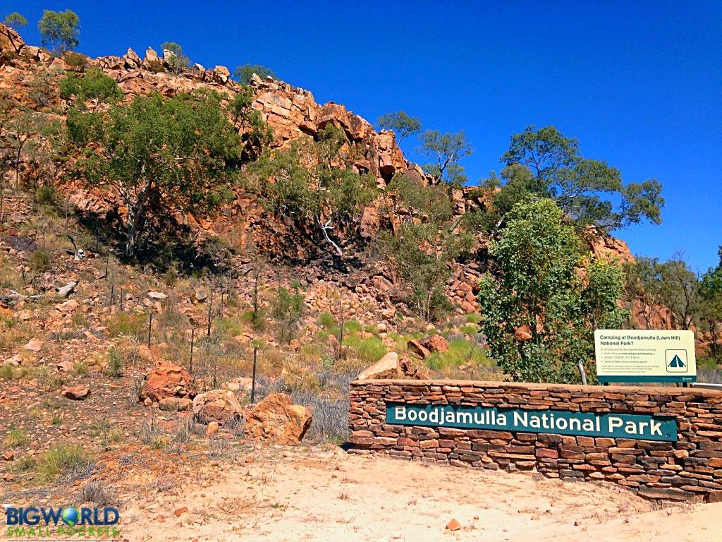 Australia, Queensland, Boodjamulla NP