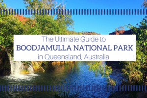 The Ultimate Guide to Boodjamulla National Park