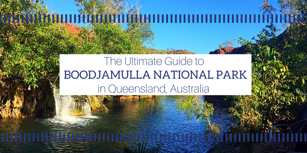 Boodjamulla National Park