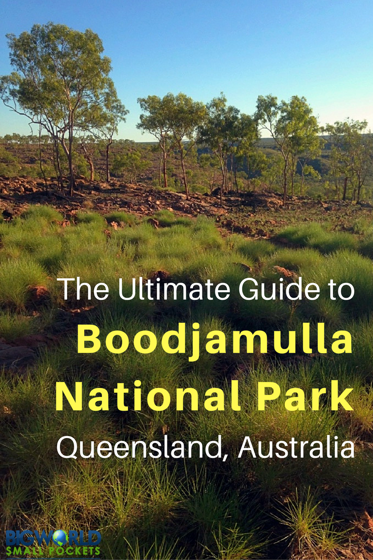 Boodjamulla National Park, Queensland, Australia {Big World Small Pockets}