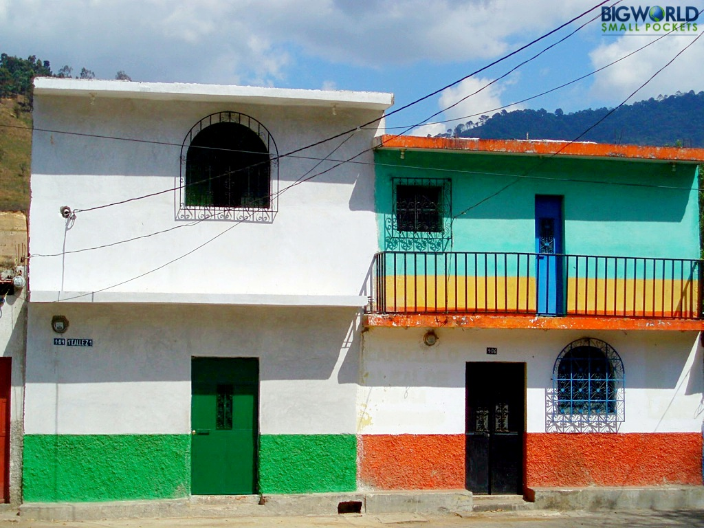 Central America Houses