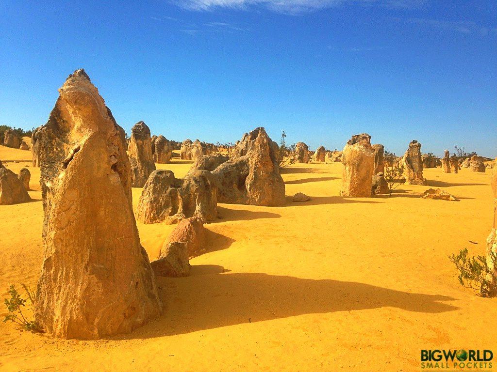 Australia, Pinnacles