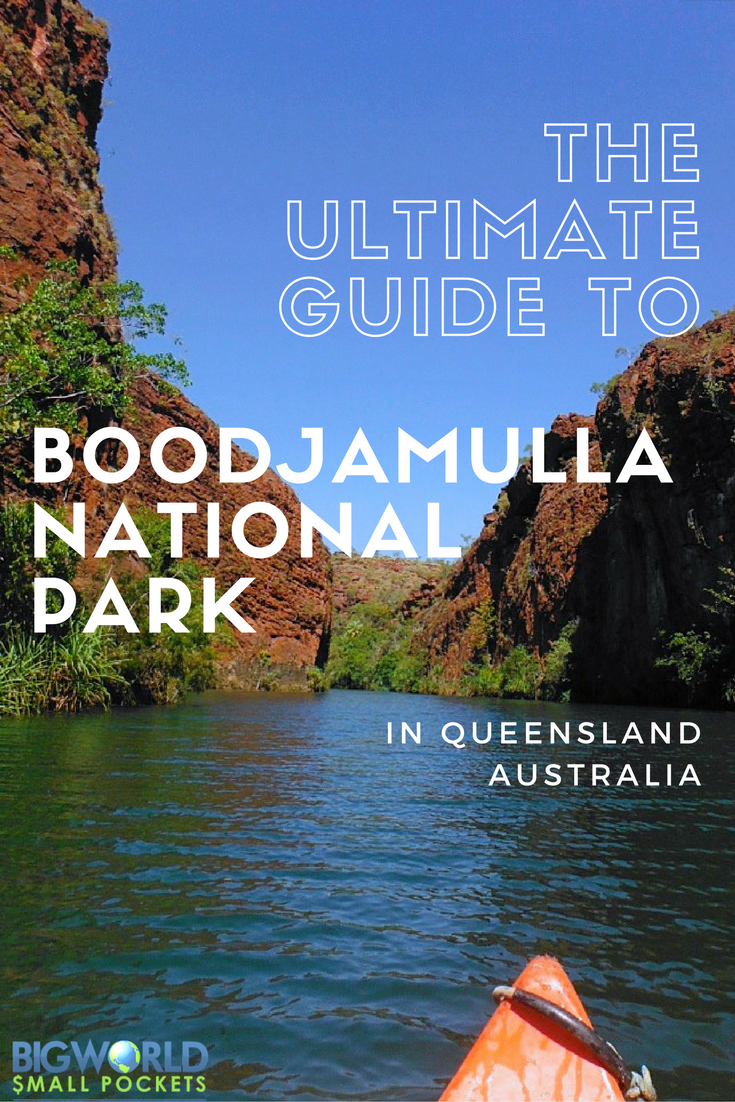 The Complete Guide to Visiting the Incredible Wonder of Boodjamulla National Park in Queensland, Australia {Big World Small Pockets}