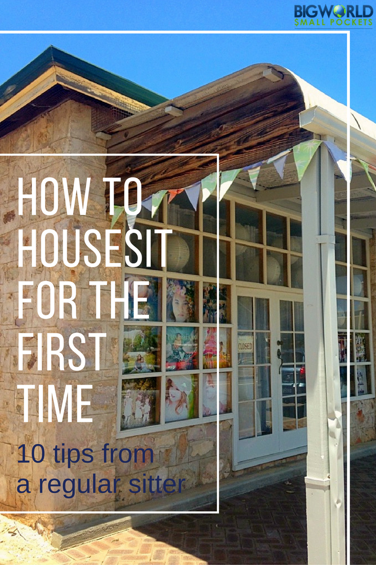 Want to Know How to Secure Your First Housesit? Here's 10 Top Tips {Big World Small Pockets}