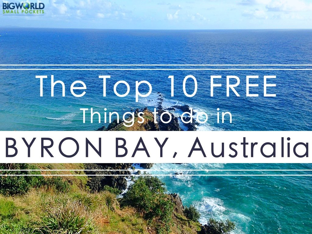10 Free Things to do in Byron Bay, Australia