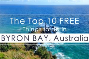 10 Best FREE Things to Do in Byron Bay