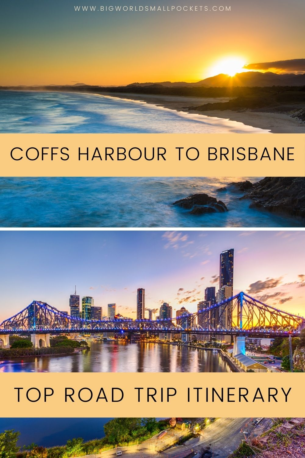 Perfect Road Trip from Coffs Harbour to Brisbane