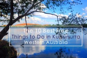 The 10 Best Free Things to Do in Kununurra