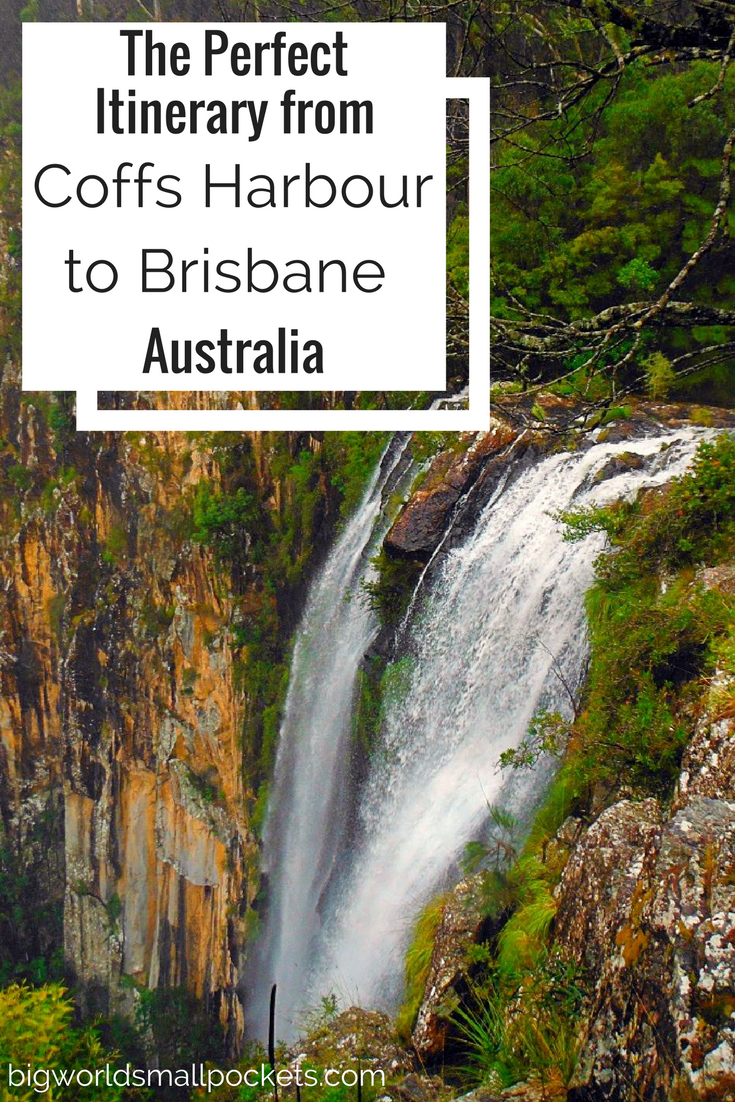 The Perfect Road Trip Itinerary from Coffs Harbour to Brisbane, Australia {Big World Small Pockets}