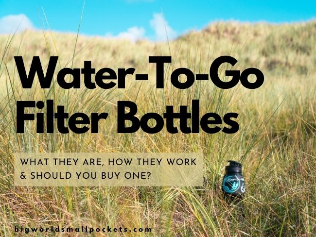 Water-To-Go Filter Bottles