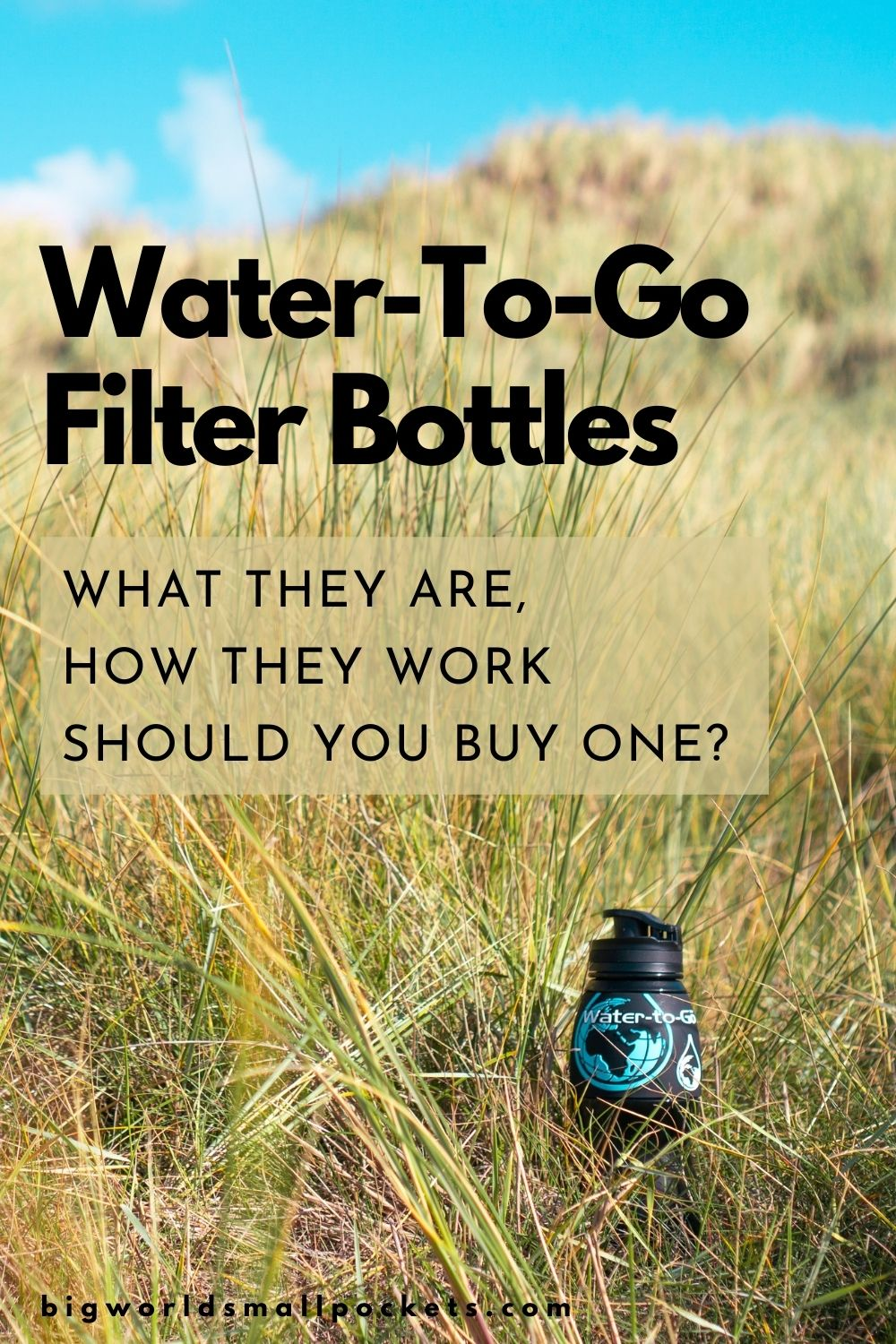 Water-To-Go Filter Bottles Are They Worth It