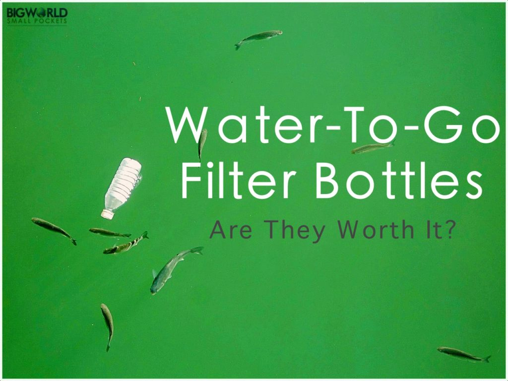 Water-To-Go Filter Bottles. Are They Worth It?