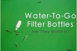 Water-To-Go Filter Bottles: Are They Worth It?