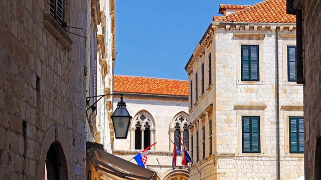 Croatia, City Walls