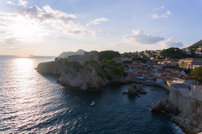 Croatia, Dubrovnik, Bay