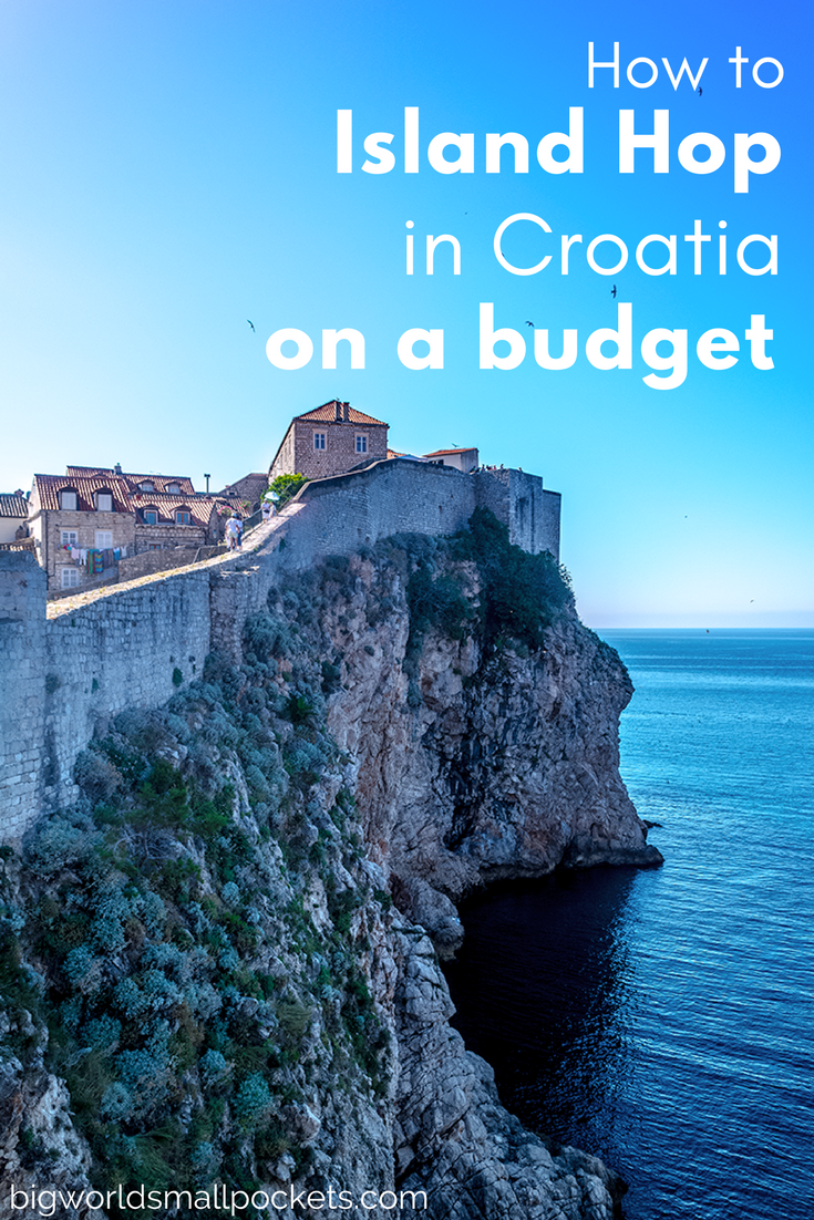 How to Island Hop in Croatia on a Budget {Big World Small Pockets}