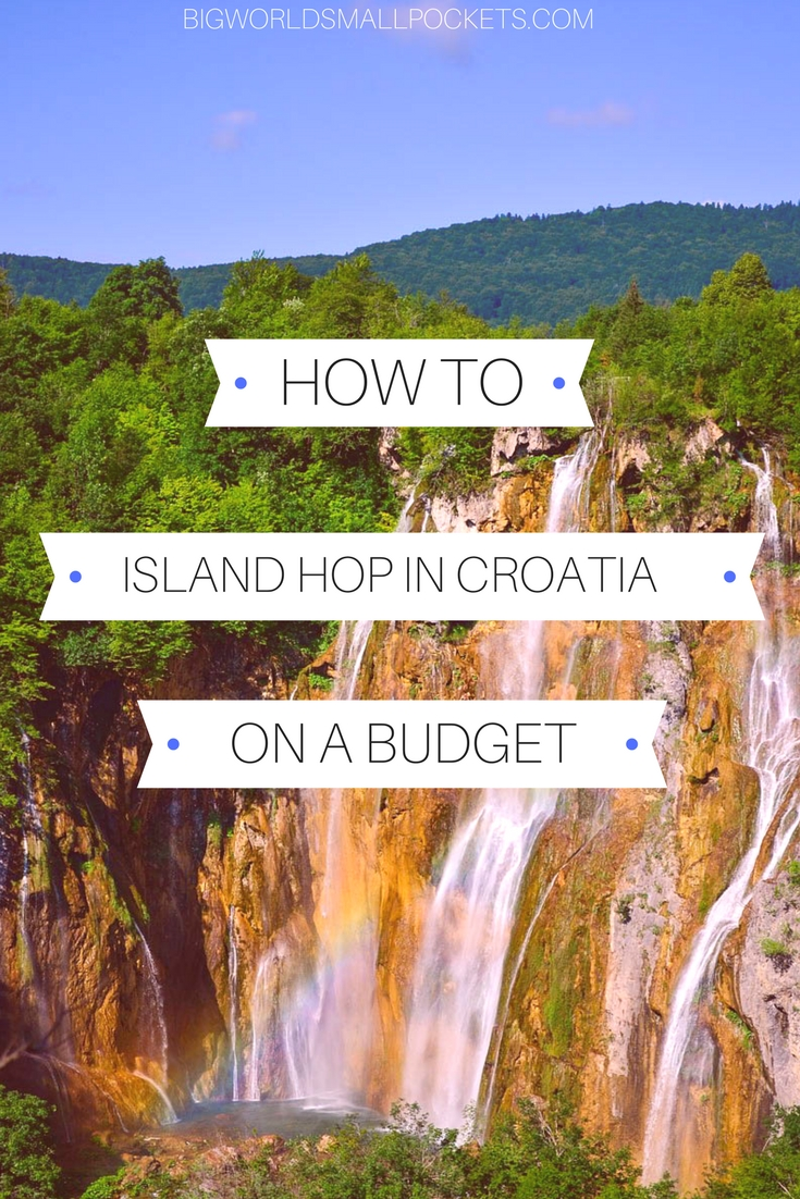 Top Tips for Island Hopping Croatia on a Budget {Big World Small Pockets}